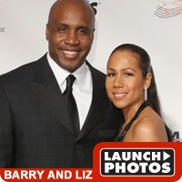 Barry Bonds and is wife