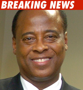 Dr. Conrad Murray -- Manslaughter Target