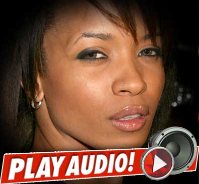 Karrine Steffans: Click to listen!