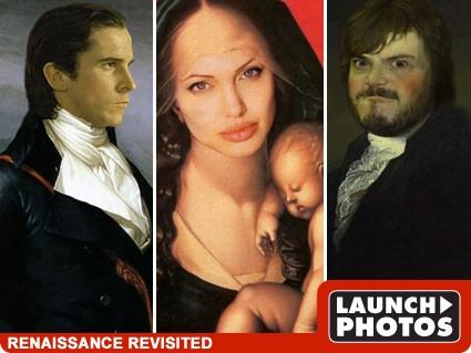Renaissance Celebs