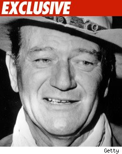 John Wayne -- The One Million Dollar Man