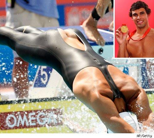 Ricky Berens Swimmer