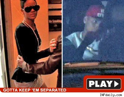 Rihanna & Chris Brown: Click to watch