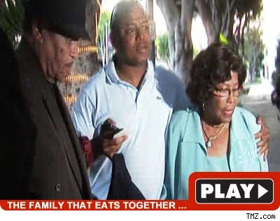 Jackson family -- play video