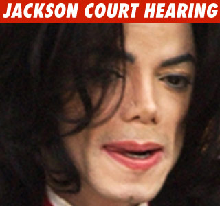 Michael Jackson Hearing