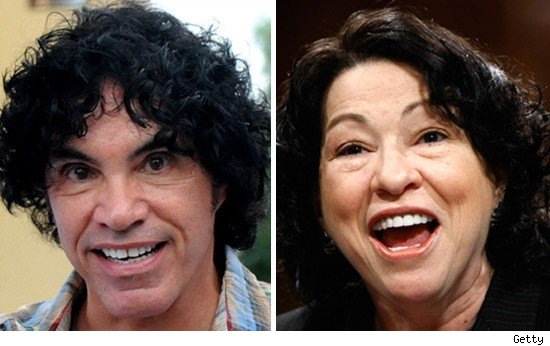 John Oates and Sonia Sotomayor