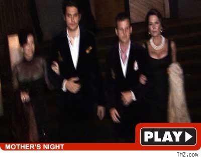 Were the mature lovely ladies with John Mayer and Rob Dyrdek at MyHouse last