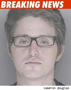 Cameron Douglas' GF Busted for Being Drug Mule