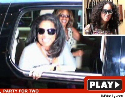 Oprah, Gayle & Alicia: Click to watch