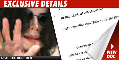 Search Warrant: Click to view