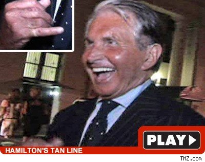 George Hamilton: Click to watch