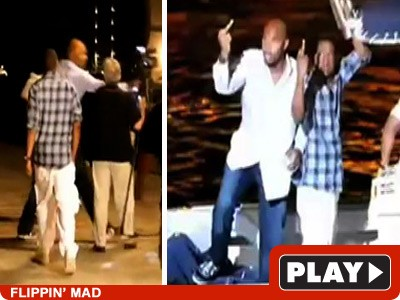 Jay-Z Flips after Bodyguard Fights with Pap