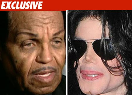  Joe Jackson &amp; Michael Jackson 