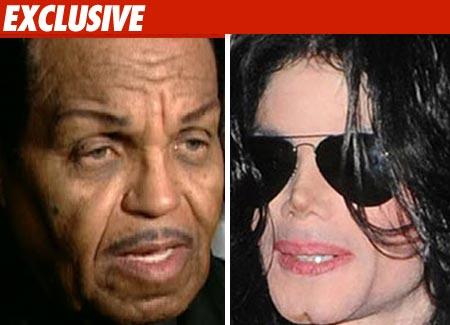 Joe Jackson & Michael Jackson