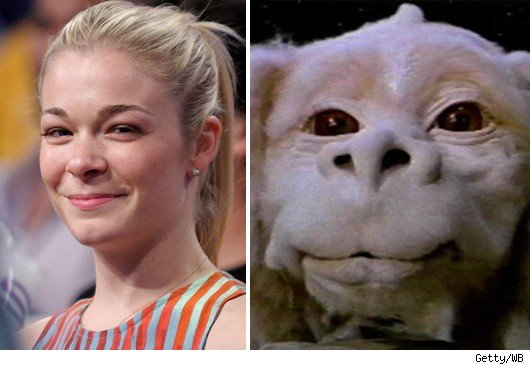 LeAnn Rimes is a Neverending Story?