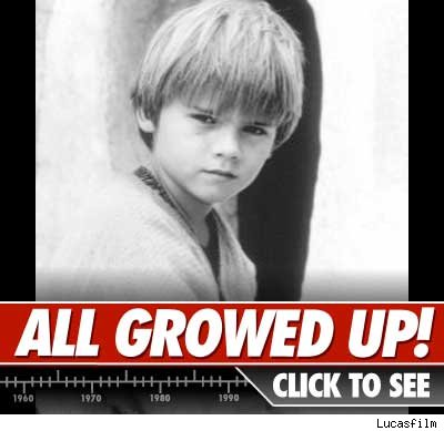 Anakin Skywalker in 'Star Wars': 'Memba Him?!
