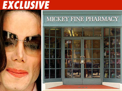Michael Jackson's Pharmacy