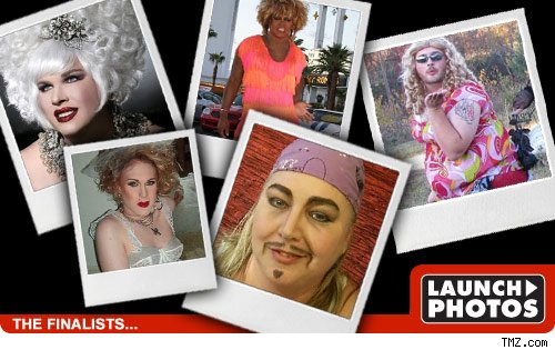 TMZ Drag Race Contest -- Final 5!