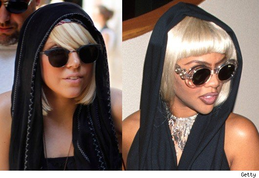Lady GaGa's Lil' Inspiration