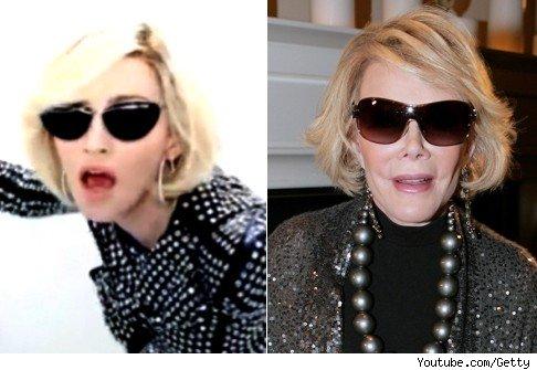 Madonna and Joan