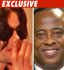 micheal jackson and dr. conrad murray