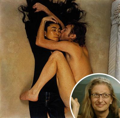 Annie Leibovitz, John Lennon, Yoko Ono