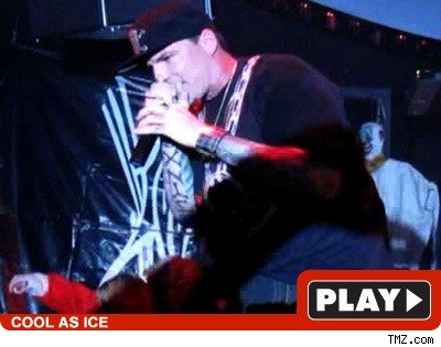 Vanilla Ice: Click to watch