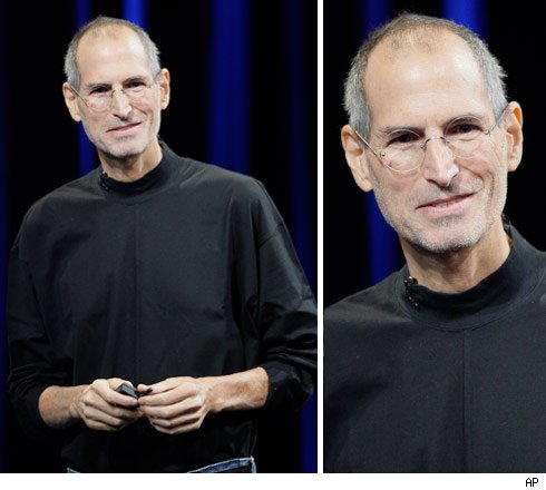 steve jobs sick. co-founder Steve Jobs has