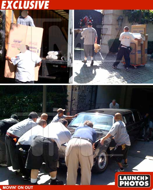 Michael Jackson -- Moving Out