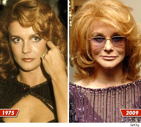 It's common carnal knowledge that Ann-Marget is damn hot. Ann-Margret