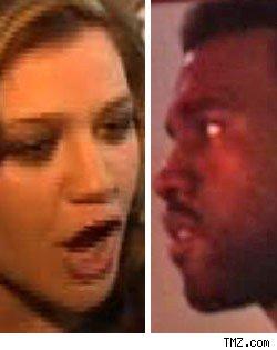 Kelly & Kanye