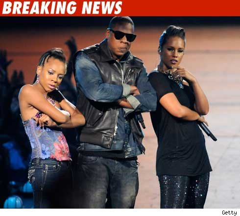 lil Mama jay z and alicia keys. Here's what Mama told MTV:
