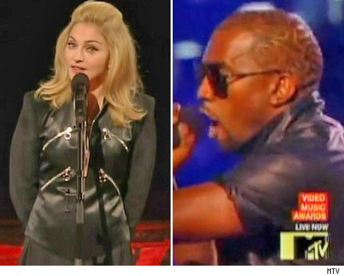 Madonna & Kanye