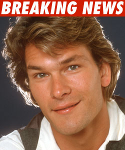 Patrick Swayze Dies