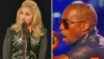 Madge & Kanye -- It's All About Me!