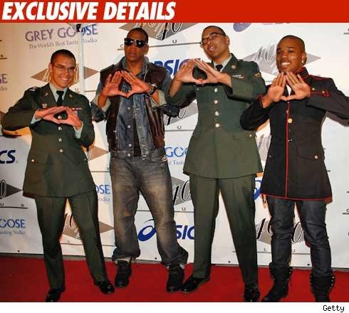 Jay-Z -- Marine Corps