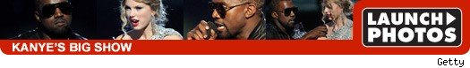 Kanye's Big Show