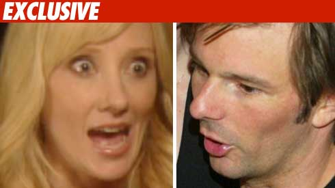 Anne Heche -- We Need a Parenting Referee