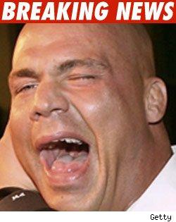 Ex-WWE Star Kurt Angle