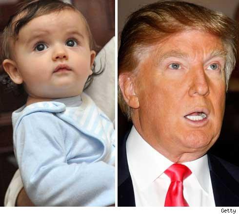 Donald Trump III & Donald Trump