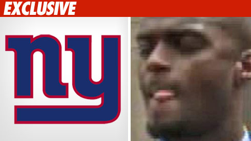 NY Giants -- Plaxico Buress