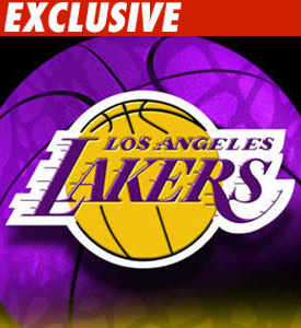 Khloe K. -- Laker? They Hardly Know Her!