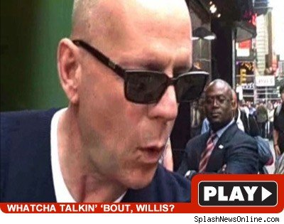 Bruce Willis: Click to watch
