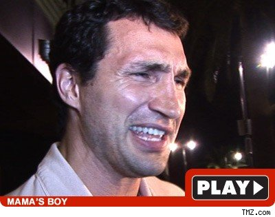 Wladimir Klitschko: Click to watch