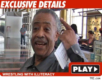 Reverend Al Sharpton: Click to watch