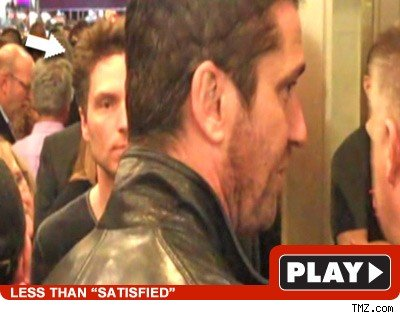 Gerard Butler &amp; Richard Marx: Click to watch