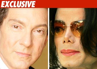 Michael Jackson  & John Branca