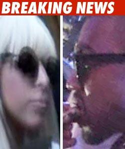 Gaga & Kanye