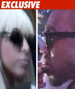 Kanye West and Lady Gaga