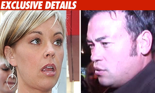 Kate Gosselin, Jon Gosselin
